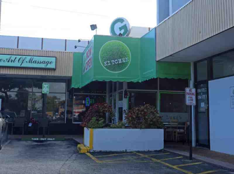 Green Bar And Kitchen Fort Lauderdale Menu
