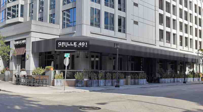 Review Of Grille 401 33301 Restaurant E Las Olas Blvd