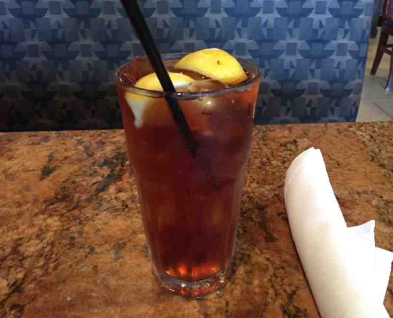 Il Mulino Iced Tea