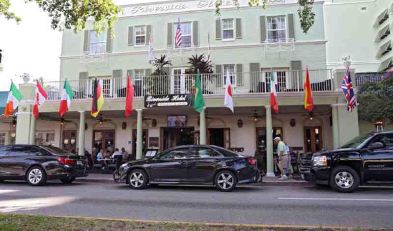 Indigo Restaurant Riverside Hotel Fort Lauderdale