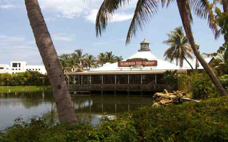 Review of islamorada fish company 33004 restaurant 200 gulf st for Fish co