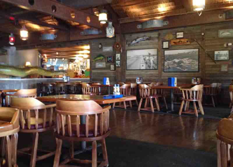 Review of islamorada fish company 33004 restaurant 200 gulf st for Fish market fort lauderdale
