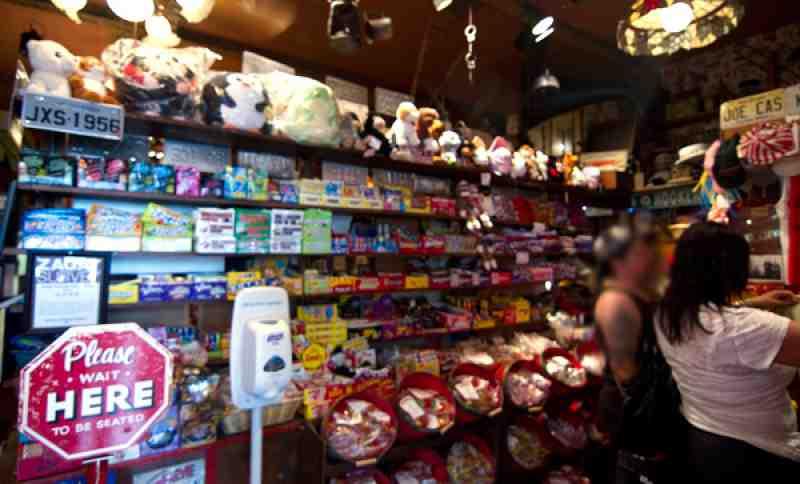Review Of Jaxson S Ice Cream Parlor 33004 Restaurant 128 S Fed
