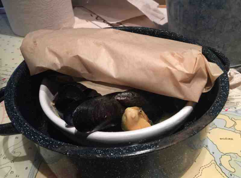 Joes Crab Shack Mussels