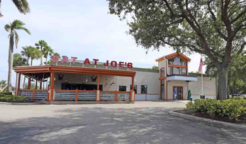 Review of joe 39 s seafood shack 33304 restaurant 1451 n federal for Fish restaurant fort lauderdale