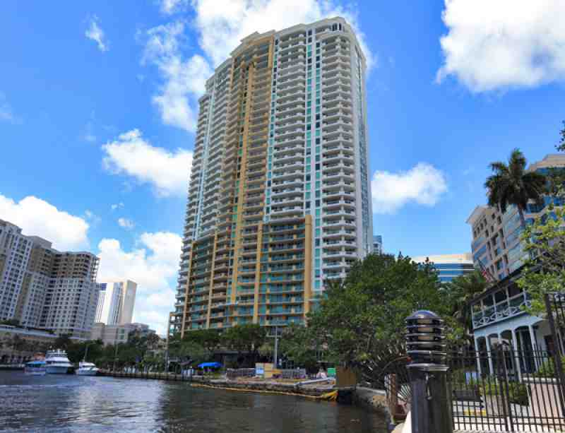 Review Of Las Olas Grand 33301 411 N New River Drive East