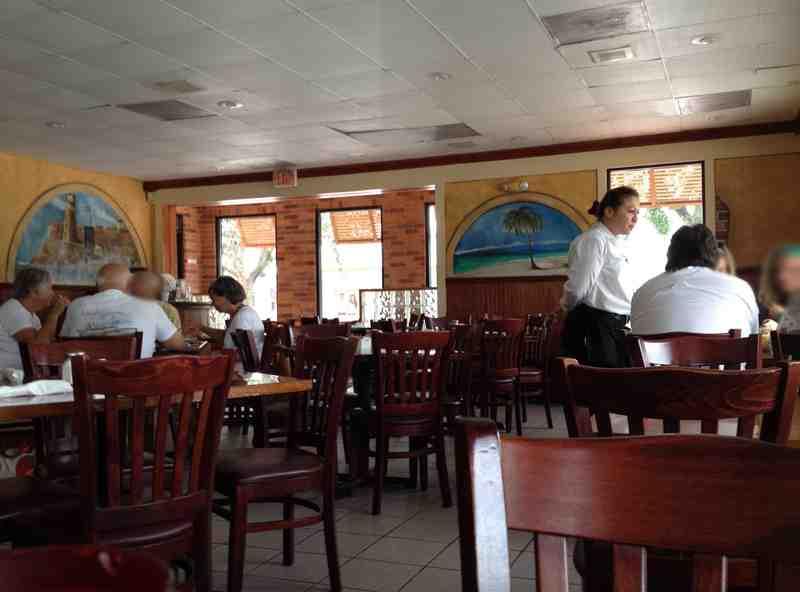 Review of las vegas cuban cuisine 33306 restaurant 2807 e oakl for Cuisine las vegas