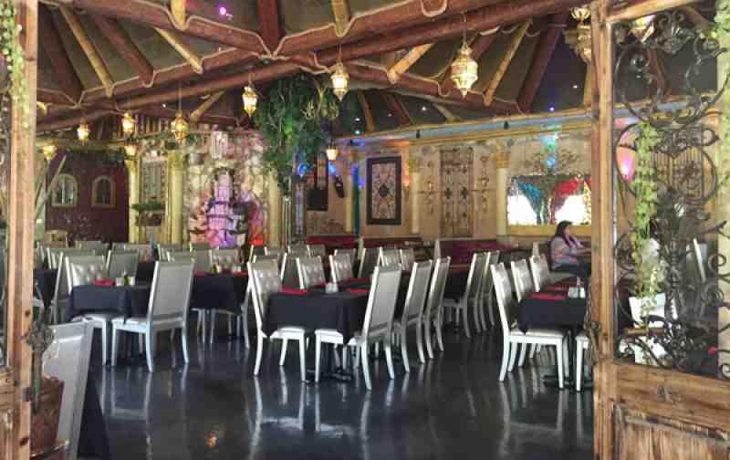 Review of la vie lebanese cuisine restaurant s pompa