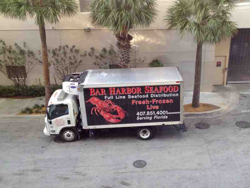 Lobster Bar Sea Grill Delivery
