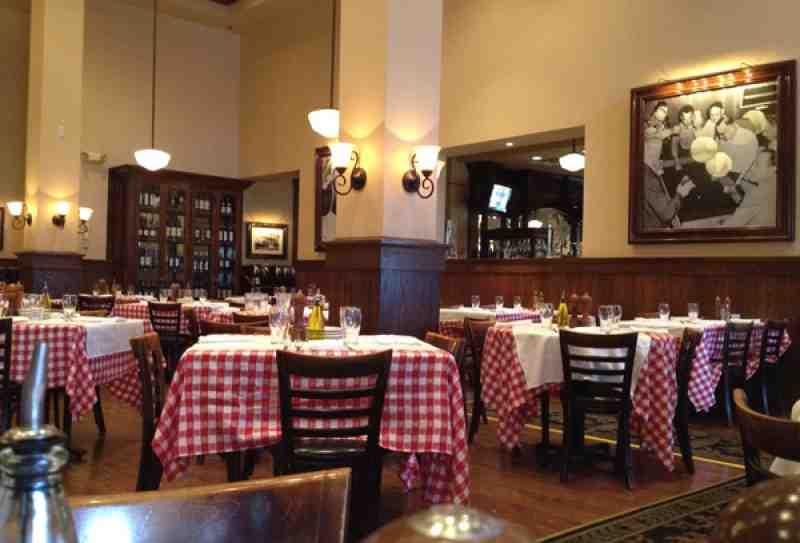 Big Italian Restaurants Near Me: Review Of Maggiano's Little Italy 33433 Restaurant 21090 Saint