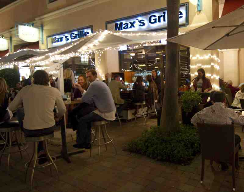 Review Of Maxs Grille 33432 Restaurant 404 Plaza Real