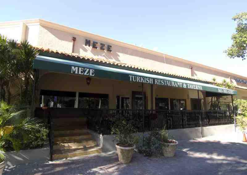 Meze turkish restaurant and taverna 33429 507 se mizner blvd for Anatolia mediterranean cuisine boca raton