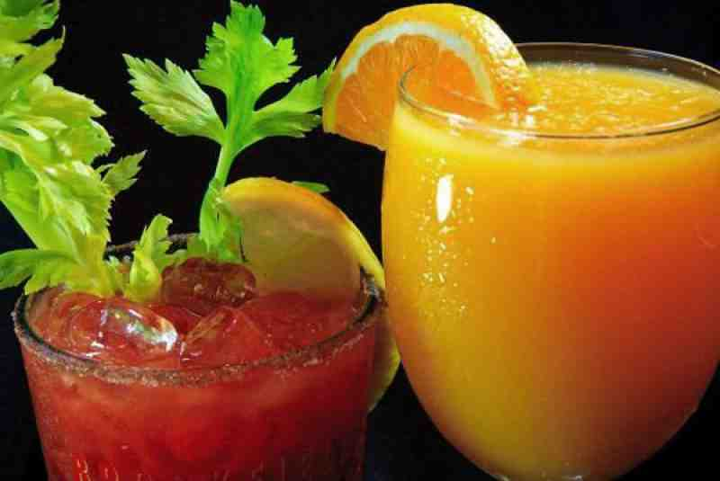 Unlimited Mimosas and Bloody Marys on Las Olas