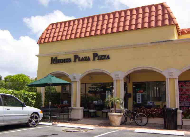 mizner pizza