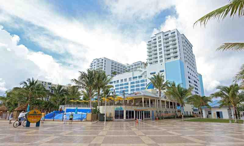 Review of Margaritaville Hollywood Beach Resort 33019 1111 N