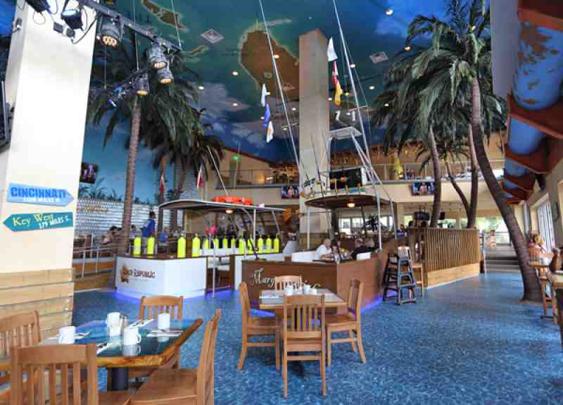 Margaritaville Hollywood Florida Restaurants Best