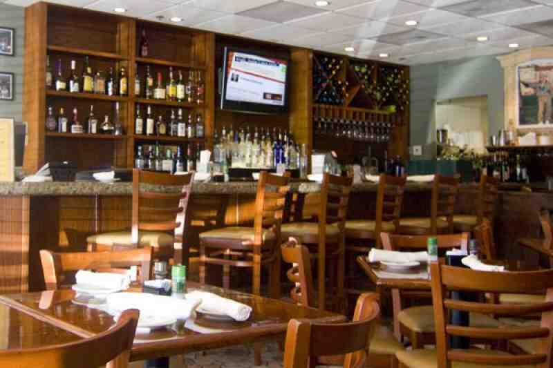 Nicks Italian Fort Lauderdale Interior