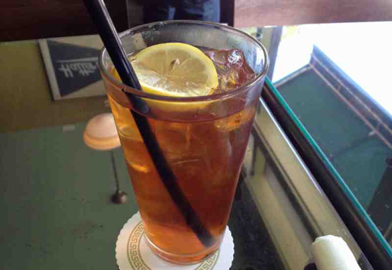 O/B House Iced Tea
