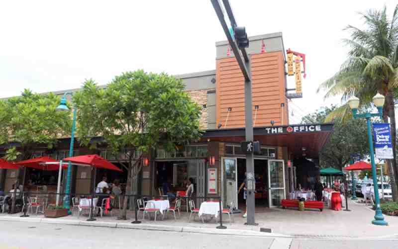 Review Of The Office 33444 Restaurant 201 E Atlantic Ave