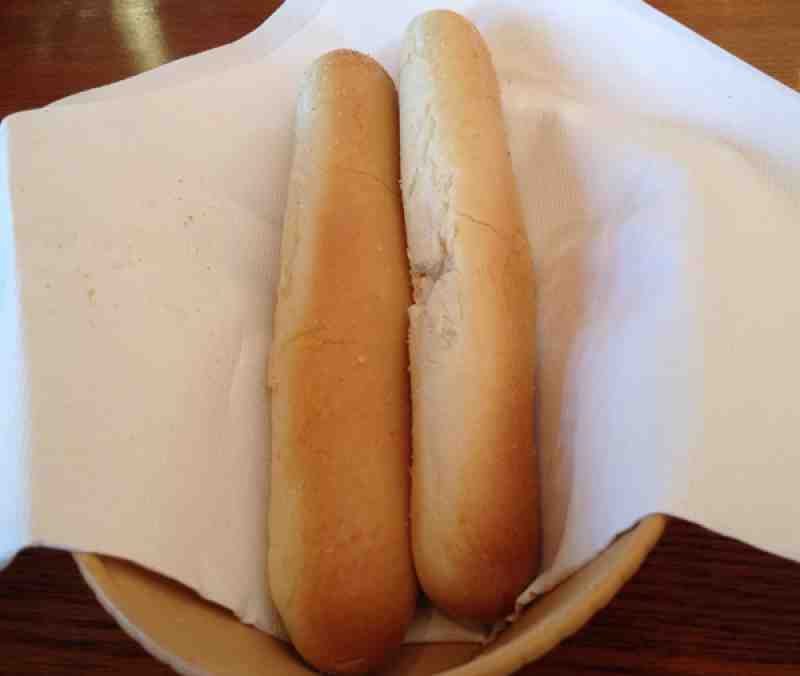 Olive Garden Bread Sticks