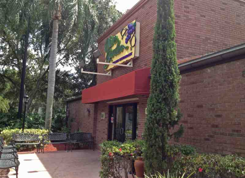 Review Of Olive Garden 33324 Restaurant 807 S University Dr