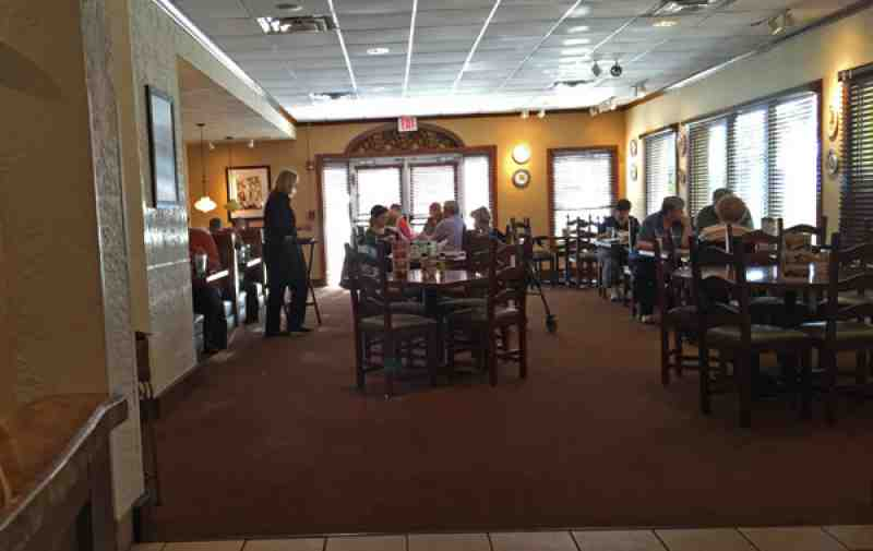 Review Of Olive Garden 33308 Restaurant 5550 N Federal Hwy