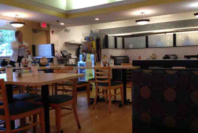 Original Pancake House Fort Lauderdale Interior