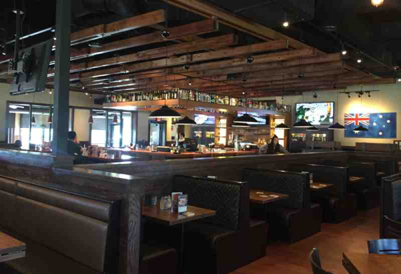 review of outback 33328 restaurant 2701 s university dr inside fort lauderdale