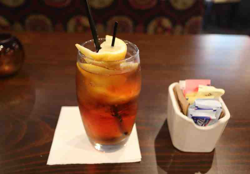 Paladar Latin Kitchen Iced Tea
