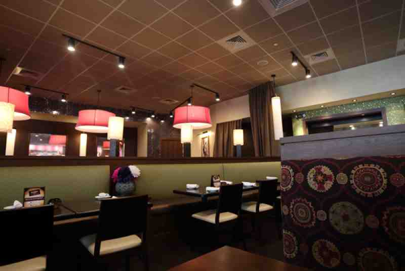 Paladar Latin Kitchen Interior