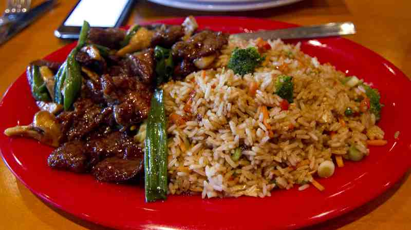 Review Of Pei Wei Asian Diner 33324 Restaurant 522 N Pine Isl