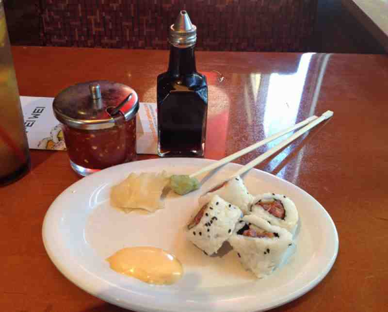 Review Of Pei Wei Asian Diner 33305 Restaurant 1730 N Federal