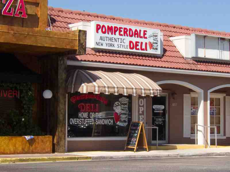 pomperdale new