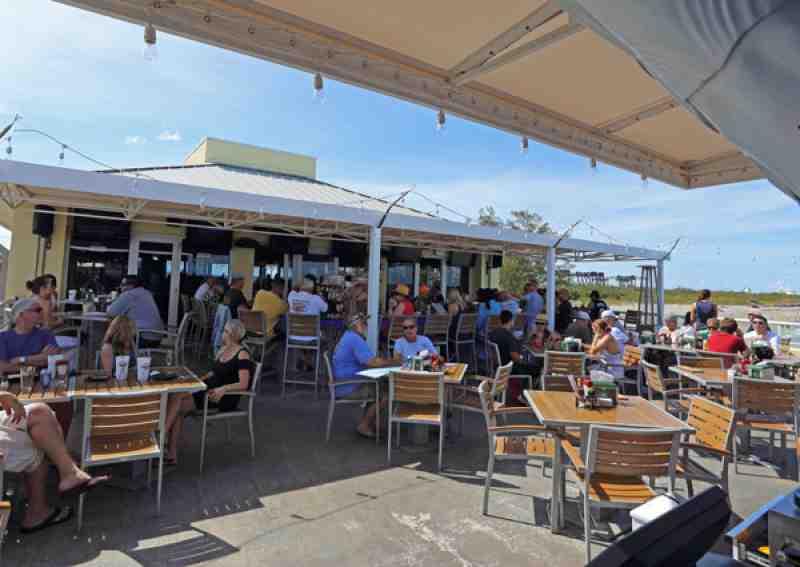 Review of quarterdeck restaurant n beach rd