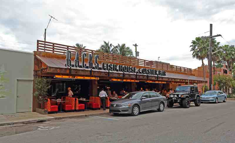 Review of rack 39 s fish house and oyster bar 33444 restaurant 5 for 13 american table boca raton menu