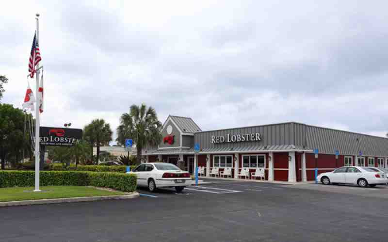 Review Of Red Lobster 33308 Restaurant 5950 N Federal Hwy
