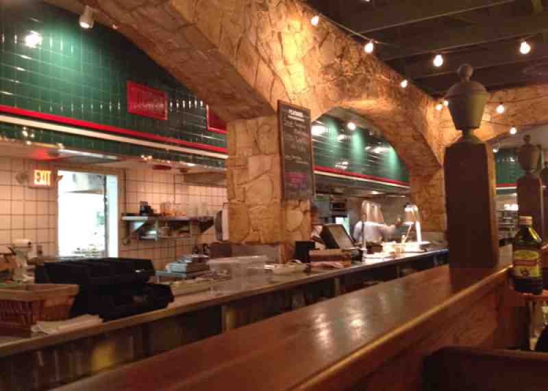 Review of romano 39 s macaroni grill 33324 restaurant 100 n unive for Romano italian kitchen
