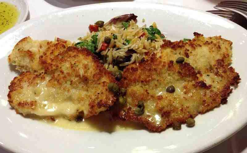 Romano's Macaroni Grill - - Rated based on 5 Reviews