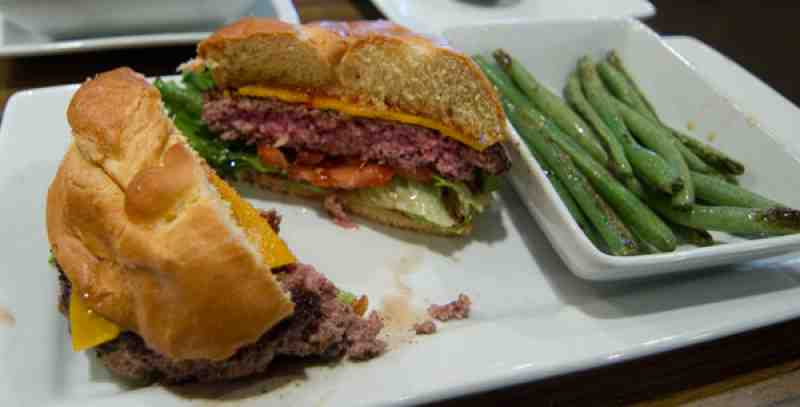 Ruby Tuesday Prime Burger