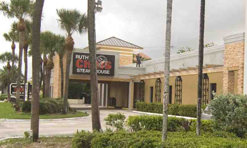 Ruth's Chris Steak House - N. Federal Highway, Fort Lauderdale, Florida - Rated based on Reviews