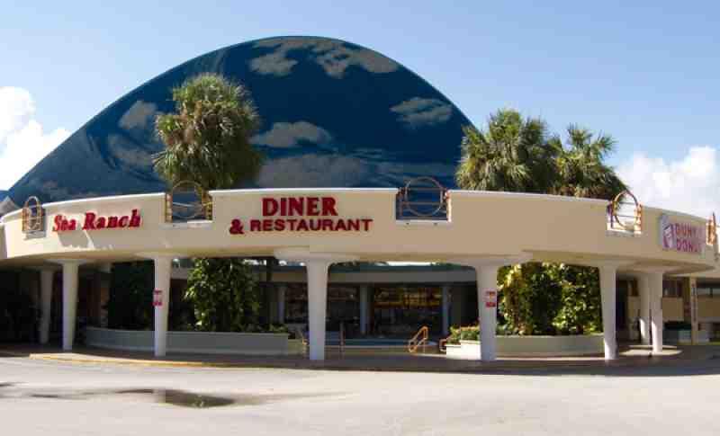 Review Of Sea Ranch Diner 33308 Restaurant 4743 N Ocean Dr