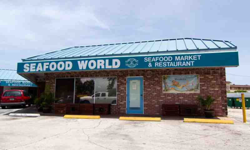 Sea foods sea food world for Chicago wholesale fish market