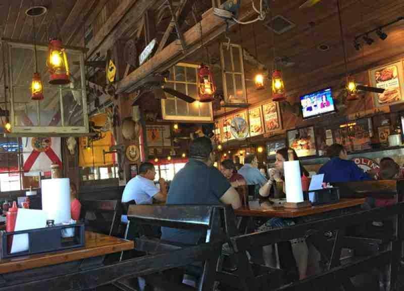 Review Of Shorty S Bar B Q 33328 Restaurant 5989 S University