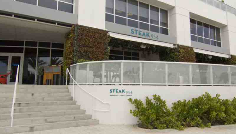 Review Of Steak 954 33304 Restaurant W Hotel