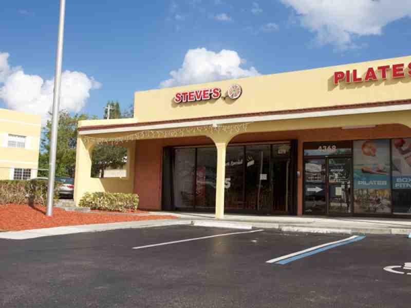 Pie Zans Home Of Frankie Meatballs 33308 Restaurant 4370 N F