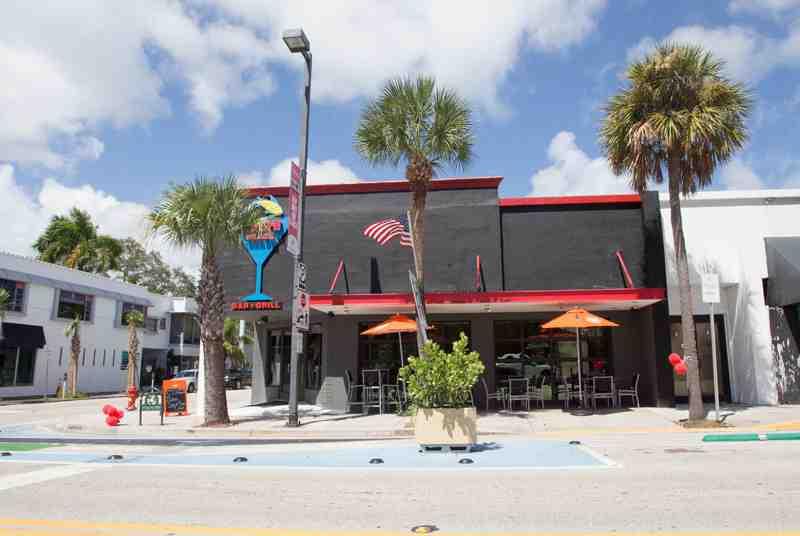 Sushi Shack 33301 Restaurant 1301 E Las Olas Blvd