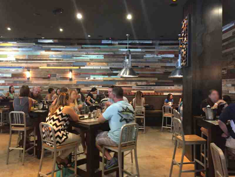 Review Of Tap 42 33486 Restaurant 5050 Town Center Circle