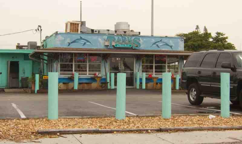 Tarks Restaurant Menu