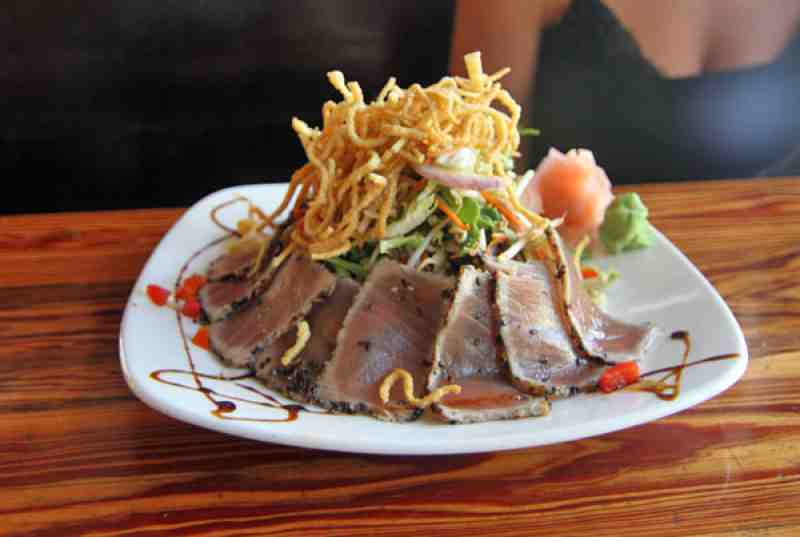 Tarpon Bend Yellowfin Tuna Salad