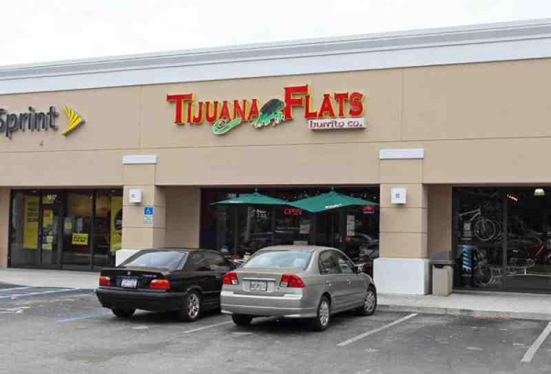 Baja Fresh Hours >> Review of Tijuana Flats 33304 Restaurant 1619 E Sunrise Blvd